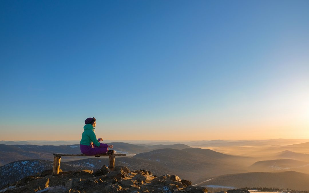 How mindfulness can help you get through lockdowns